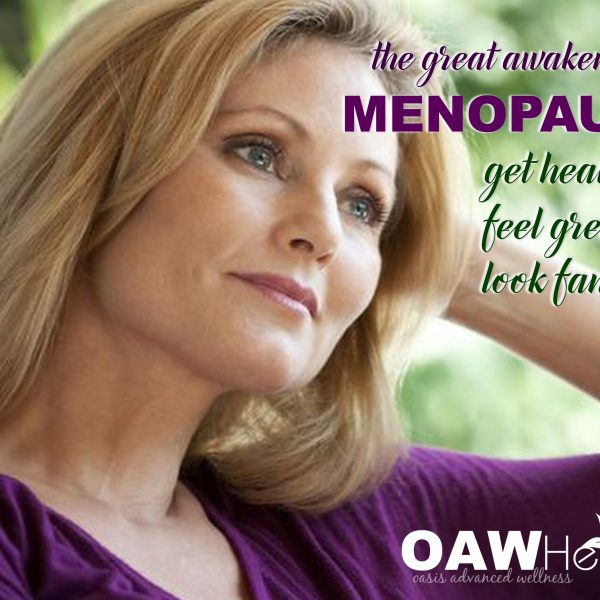 The Great Awakening – Menopause