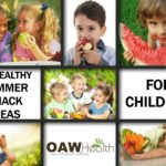 13 Healthy Summer Snacks for Children