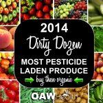 2014 dirty dozen produce list