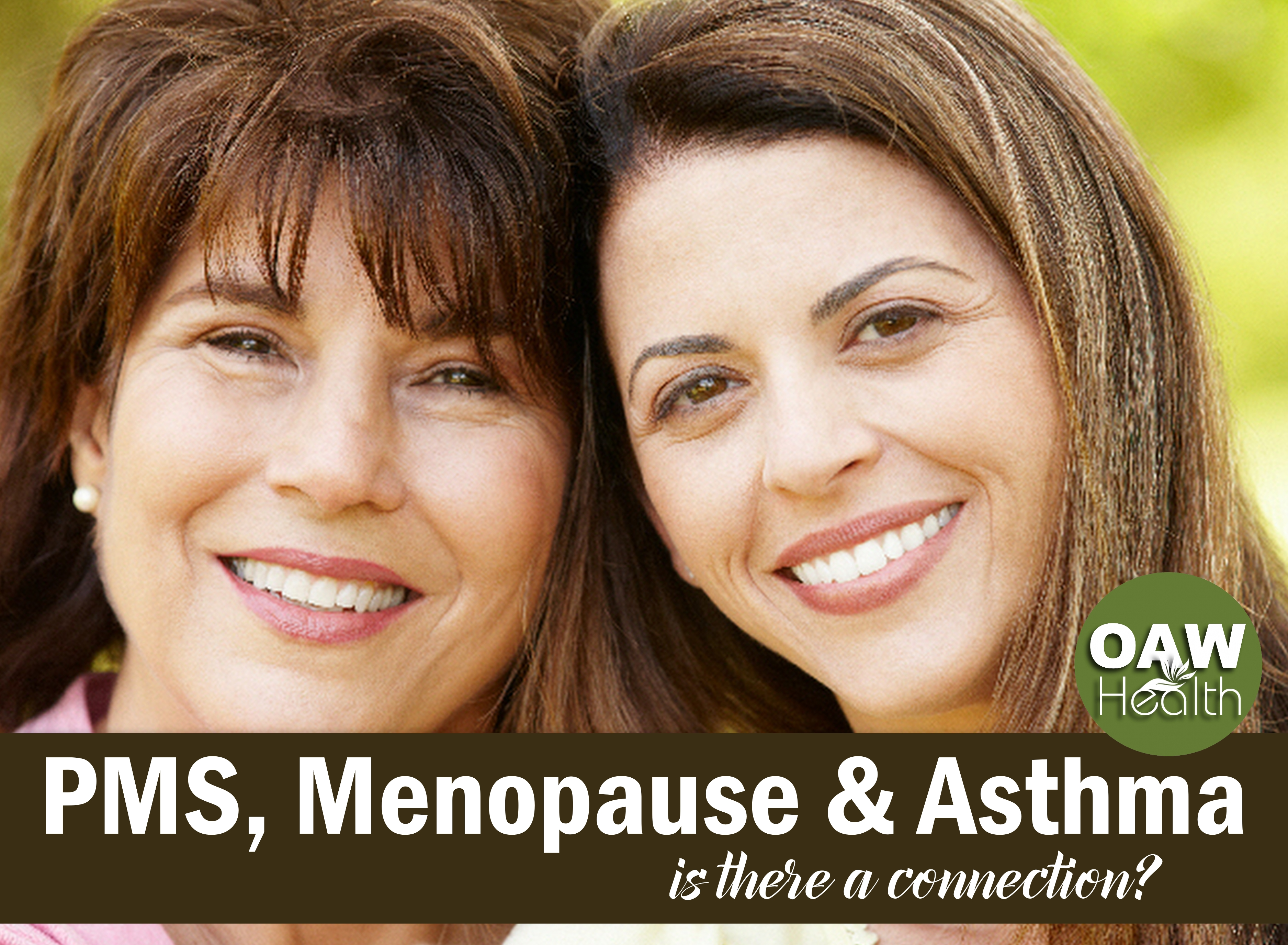 PMS, Menopause and Asthma: Is There A Connection?