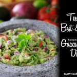 Texas Best Ever Guacamole Dip Recipe