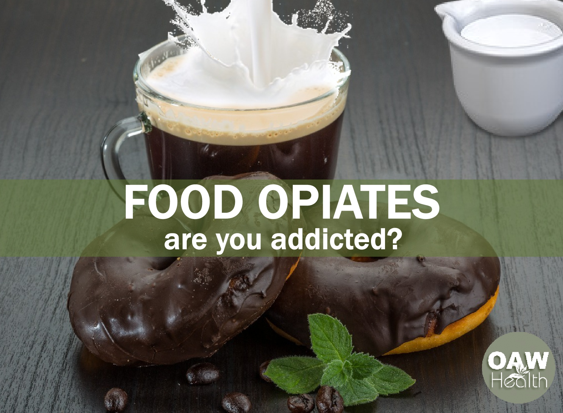 Food Opiates – Are You Addicted?