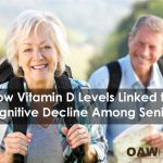 Low Vitamin D Levels Linked to Cognitive Decline in Seniors