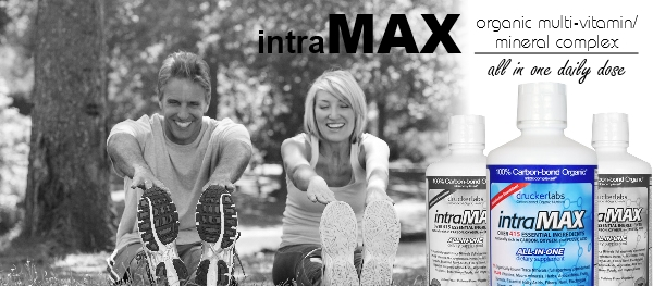 intraMAX organic vitamin supplement