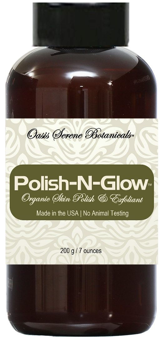 Polish-N-Glow Organic Skin Polish