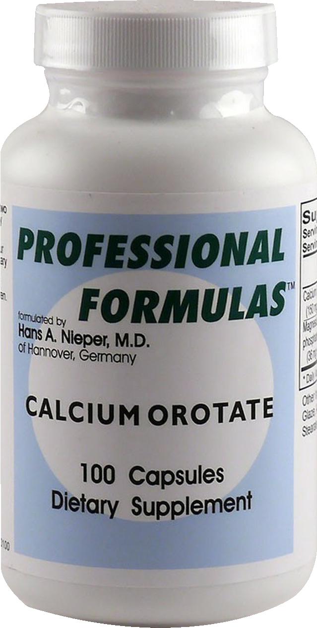 Calcium Orotate Capsules