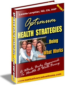 Optimum Health Strategies Ebook