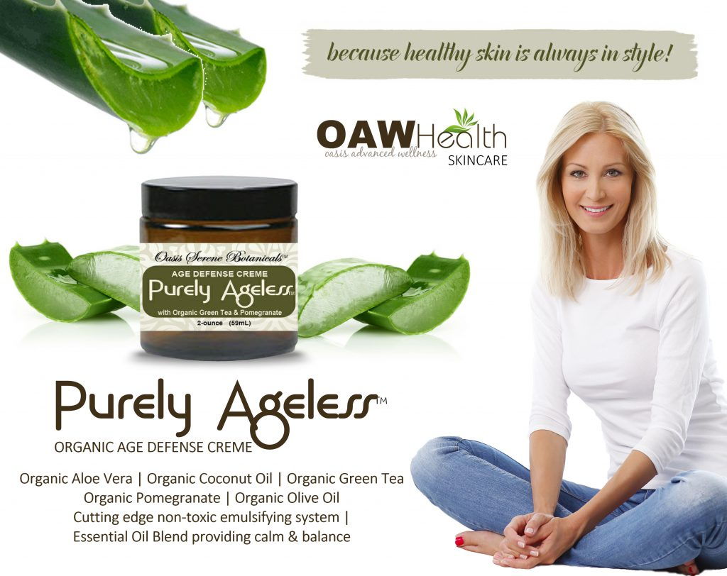 Purely Ageless Defense Creme