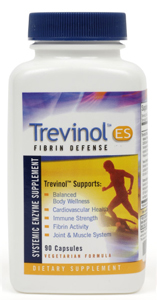 Trevinol Professional (100-count) Enzymes Vegetarian Formula