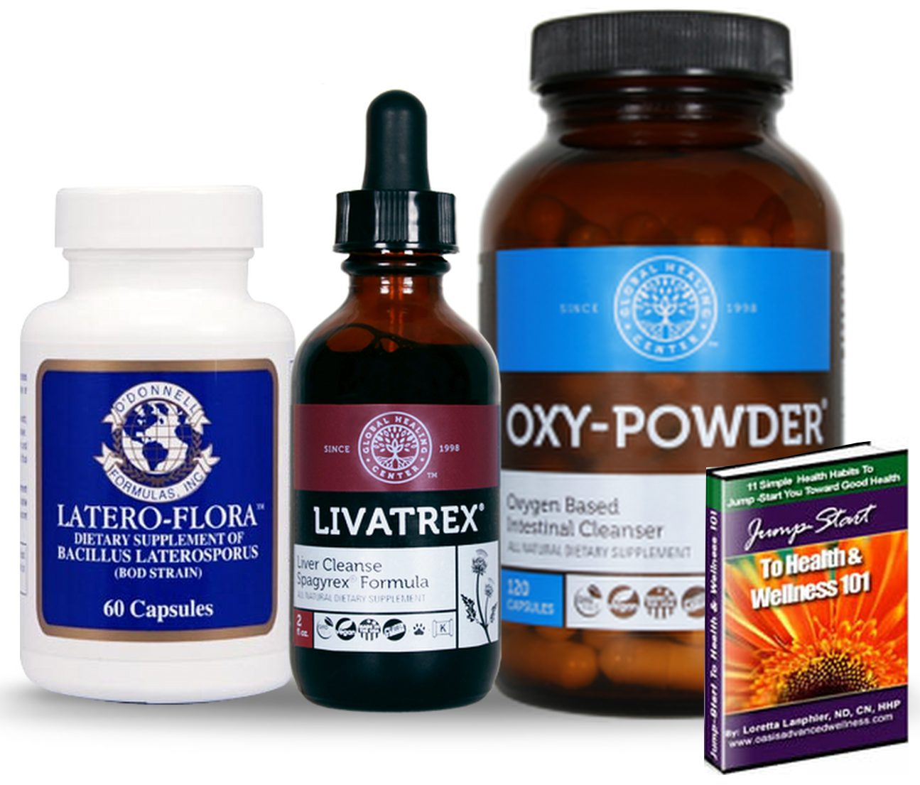 Optimum Wellness Liver Cleanse Kit