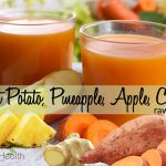 Sweet Potato Detox Juice