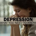 depression what you need to know