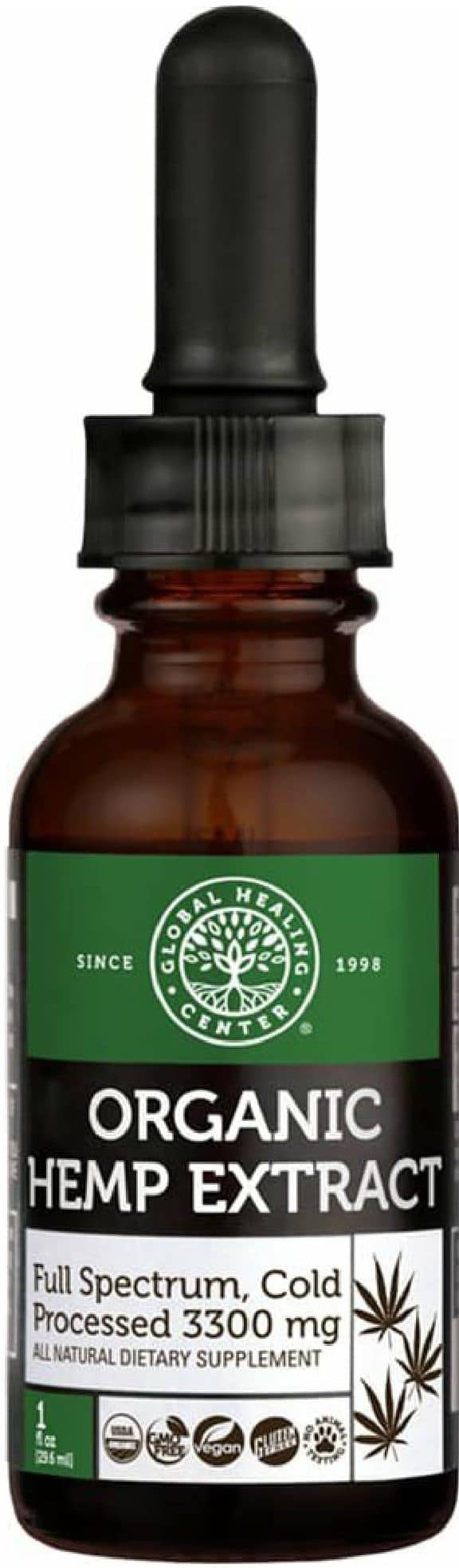 Organic Hemp Extract – Relaxation & Joint Relief