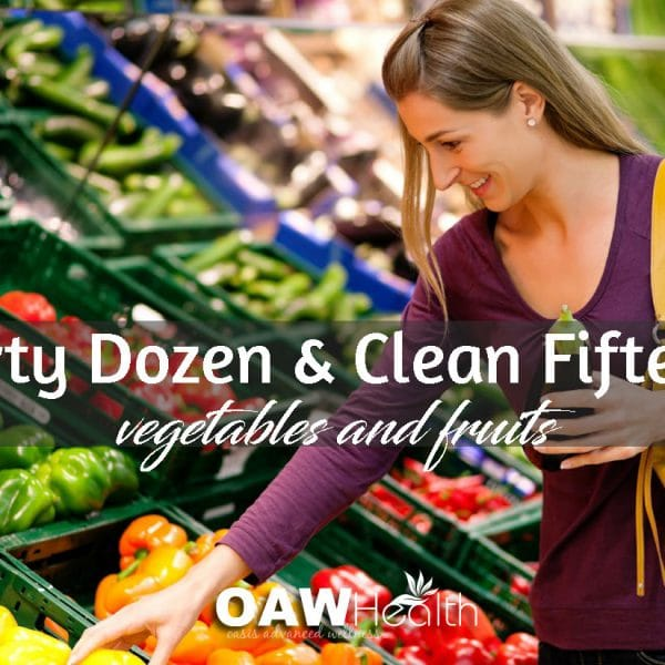 EWG Dirty Dozen and Clean Fifteen – 2020