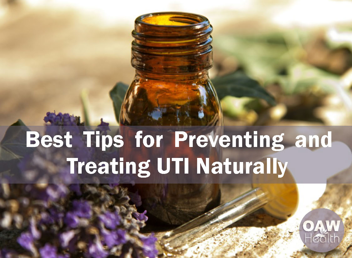 Best Tips for Preventing and Treating UTI Naturally